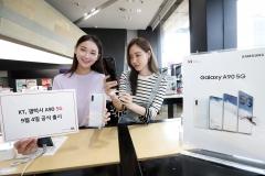 추석연휴 이후 5G 스마트폰 대전…소비자 선택지 늘어나