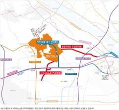 인천도시공사, 검단신도시 광역교통 호재로 미분양 해소