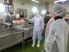 수원시, 학교급식 식자재 방사능·중금속 검사 결과 '안전'