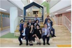 서울시의회 교육위, 시교육청 산하 직속기관 및 하늘숲초 현장방문
