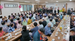 호텔신라 '맛있는 제주만들기' 식당주들, 밥상 나눔 봉사활동