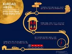 """도로교통공단 """"추석 연휴 시작 전날 교통사고 가장 많아"""""""