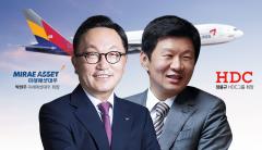 """""""아시아나는 우리것""""···정몽규-박현주 어떤인연 이길래"""