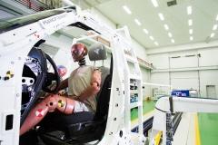 현대모비스, 자율주행시대 R&D 박차…'승객보호' 안전신기술 개발