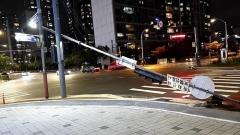 인천시, 태풍 `링링` 피해복구 총력...인명피해 15건·강풍 피해 1천11건