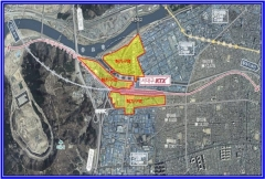 대구시, 서대구 역세권 토지거래계약 허가구역 지정