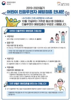 경기도, 인플루엔자 무료예방접종 대상…임신부로 확대