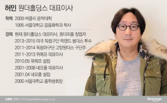 개발자에서 투수까지…김정주 마음 사로잡은 허민