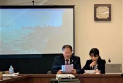 이근용 대구사이버대 총장, '가가와 도요히코 심포지엄' 참석