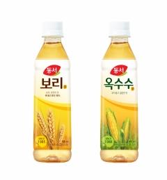 동서식품, 곡물 식수음료 '보리차·옥수수차' 리뉴얼