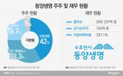 이사회의장 교체한 동양생명, 매각설에 '힘'…금융지주사 '눈독'