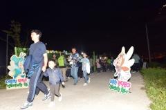 광주시민 850여명, '엉덩이 불빛' 반딧불이 만난다