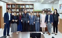 경기도교육청, '싱가포르 교육부' 학생 위기지원 시스템 논의 도교육청 방문