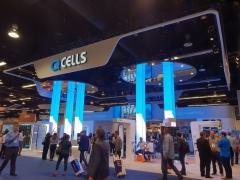 한화큐셀, 美 최대 태양광 전시회 참가…전략 신제품 대거 전시