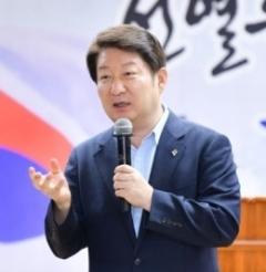 권영진 시장, 전남대에서 '달빛동맹' 특강