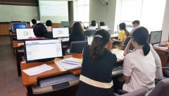 광주시교육청, 사립유치원 국가관리회계시스템 '에듀파인' 상설교육장 운영