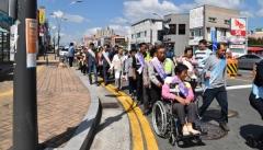 청도군, '장애예방 및 차별없는 세상만들기 캠페인' 개최