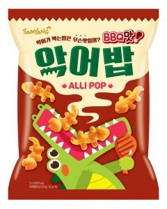 삼양식품, '펀' 콘셉트 스낵 신제품 2종 선봬