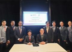 중부발전-페트로나스, LNG 및 재생에너지 분야 협력 양해각서 체결