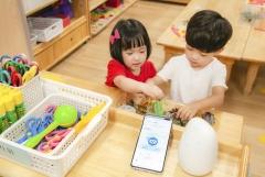 SKT, 성동구서 어린이집 공기질 개선 캠페인 진행