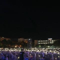 조선대학교 총학생회, '지역민을 위한 빛고을 보은제 투어' 개최