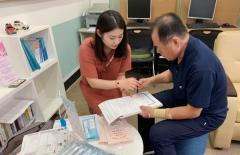 수성구치매안심센터, 찾아가는 치매 조기검진 실시