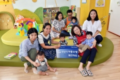 성남시, 아동수당 체크카드 도입 1년…시민 만족도 86.2%