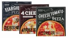 피자 한 판에 3980원?…이마트, 노브랜드 냉동피자 출시