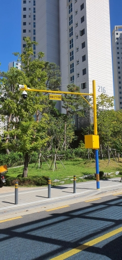 안양시, 고화질 방범용 CCTV로 범죄 예방