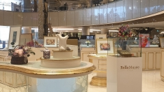 롯데百, 에비뉴엘 월드타워점에 미술품 매장 '벨라뮈제' 오픈
