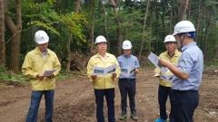 산림조합중앙회, 산림사업 현장·취약지역 점검 등 태풍 피해예방 `총력`