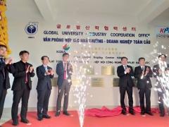 한국산업기술대, 베트남 '한국어교육센터 분소' 및 '글로벌산학협력센터' 개소