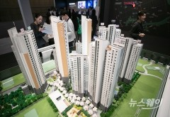 HDC현대산업개발, '역삼 센트럴 아이파크' 견본주택 개관