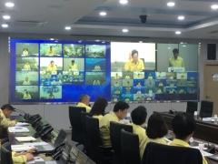 인천시 태풍 `미탁` 대책본부 가동…돼지열병 살처분 현장 긴급점검