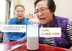 SKT '인공지능 돌봄', 서울 치매안심센터 도입…B2B 사업 활로 확대