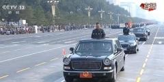 """시진핑, 건국70주년 열병식서 """"평화통일·일국양제 방침 견지"""""""
