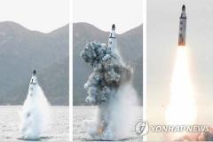 北, 3년여만에 잠수함발사탄도미사일 시험 발사한 듯