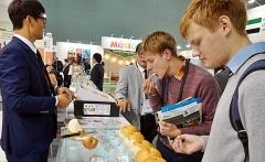 aT, 모스크바식품박람회(WFM) 참가 한국 신선농산물 집중 홍보