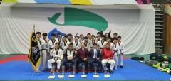 의왕시, '2019 경기도의장배 태권도대회' 우승