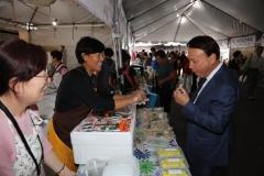 군산시, 제46회 LA한인축제·농수산물 우수상품 엑스포 참가