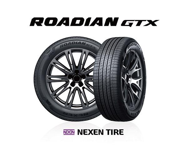 넥센타이어, 사계절용 SUV 타이어'로디안GTX'출시