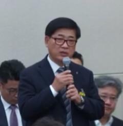 """조경수 롯데푸드 대표 """"이명수 의원, 보상 요구한 적 없다"""""""