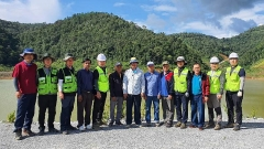 농어촌공사, 라오스 농업용 시설물 시설안전진단 지원과 안전분야 기술교류 협력
