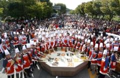 전주시, 글로벌 미식축제 '2019 전주비빔밥축제' 개막