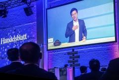 박정호 SKT 사장, 독일 경제·산업수장에 5G 혁신스토리 전파