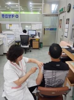 인천 미추홀구, 인플루엔자 무료 예방접종 실시