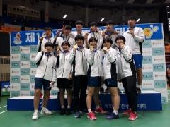 광주 학생들, 전국체전서 72개 메달 획득