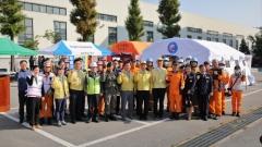 인천교통공사, '2019 재난대응 안전한국훈련 현장 종합훈련' 실시