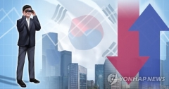OECD의 세계경기 동반둔화 경고…한국 성장률 전망치는 평균 1%대