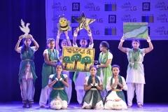 LG전자, 인도 청소년 5천명 대상 환경보호 캠페인 실시